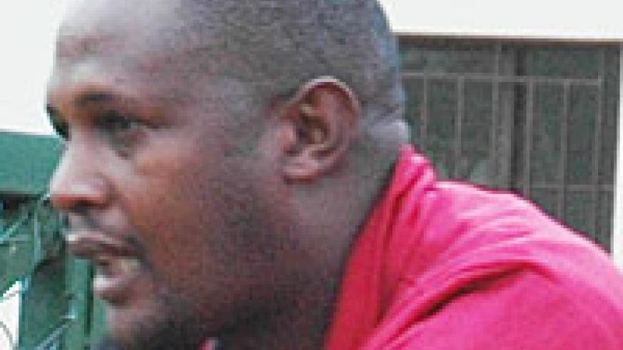 SET FOR NEW DEAL; Rayon Sport are set to offer Ruremesha a new deal