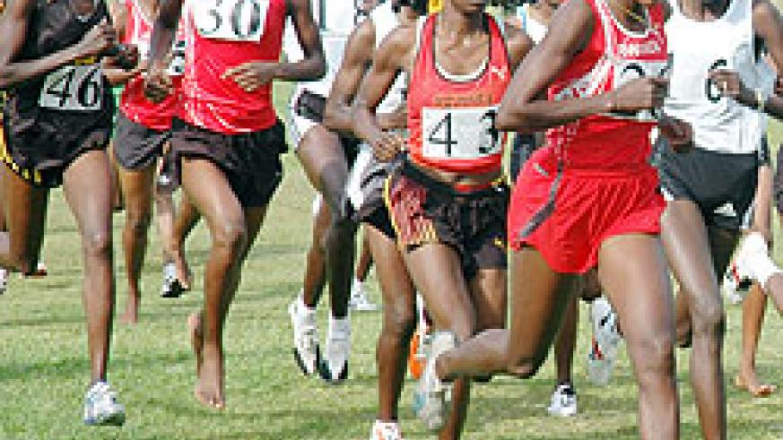 Nyirabarame will lead Rwanda's hunt of medals in the women category.