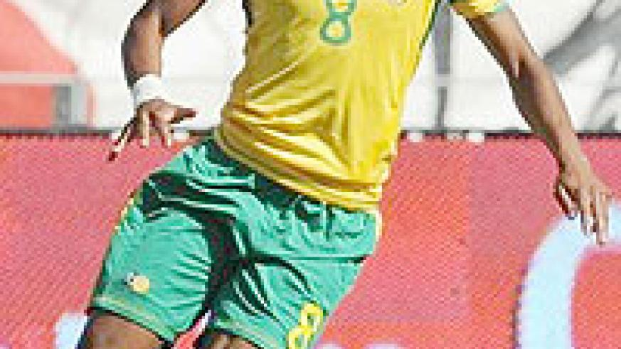 Tshabalala will always be remembered as the man who scored the first goal at Africa's first World Cup.