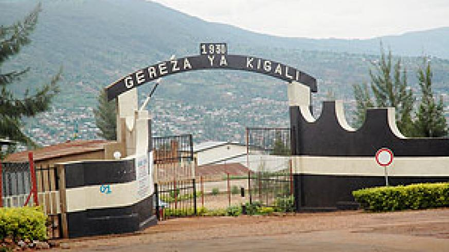 The Kigali Central Prison commonly known as 1930. Prisons boss Mary Gahonzire has called for better services in prisons (File Photo)