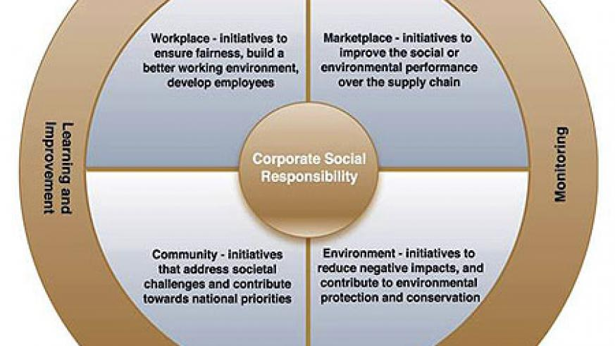 Business Perspective: Corporate social responsibility is ...