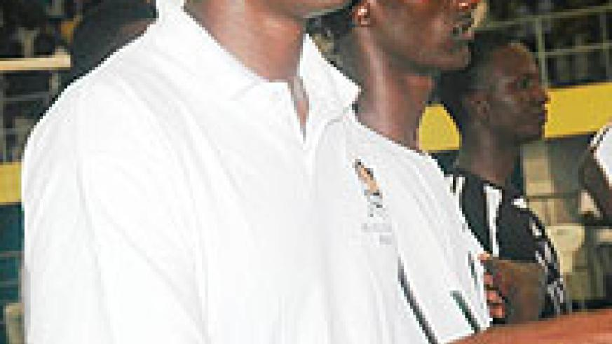 Bitok has no doubt that the youngsters will reap big from playing against Kenyan sides. (File Photo)