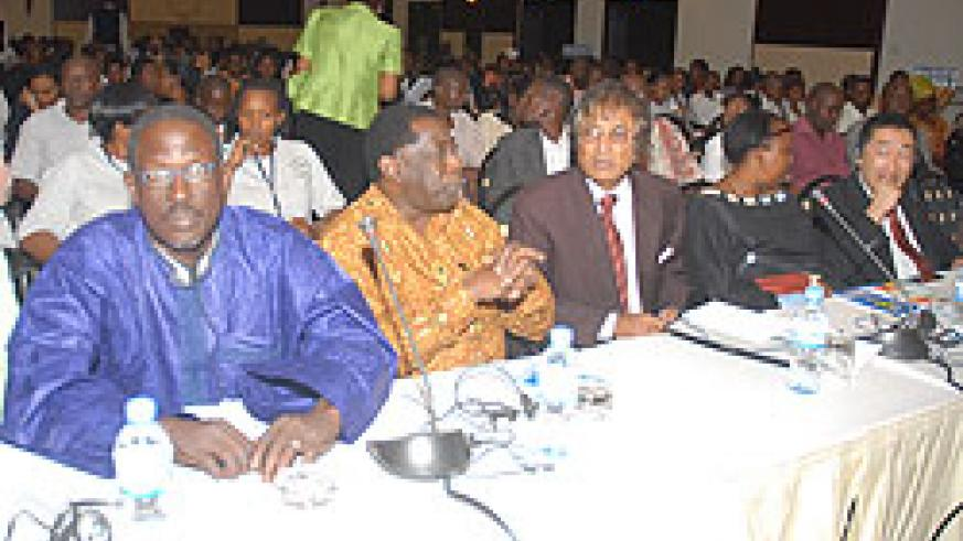 Some of the observers for the elections.  (File Photo)