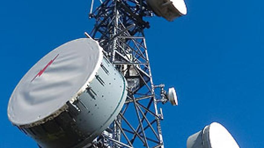Some of the telecomunication equipment dotting the countryside (File photo)