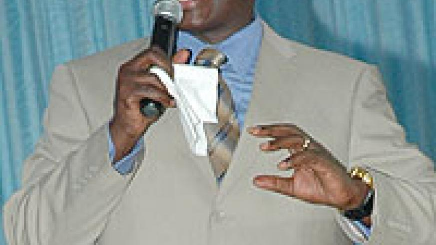 Apostle Paul Gitwaza hosted his colleagues across the continent (File Photo)
