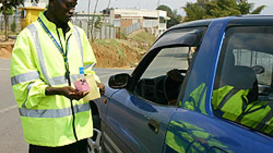 Traffic Police have launched a crackdown on tinted vehicles (File Photo)