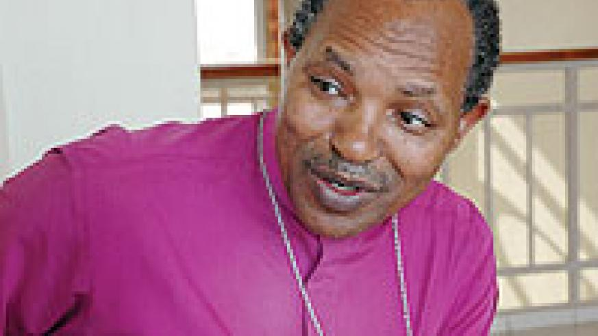 Head of the Anglican Church, Archbishop Emmanuel  Kolini