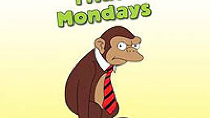 Thank god its friday oh god its monday the new times rwanda thank god its friday oh god its monday thecheapjerseys Images