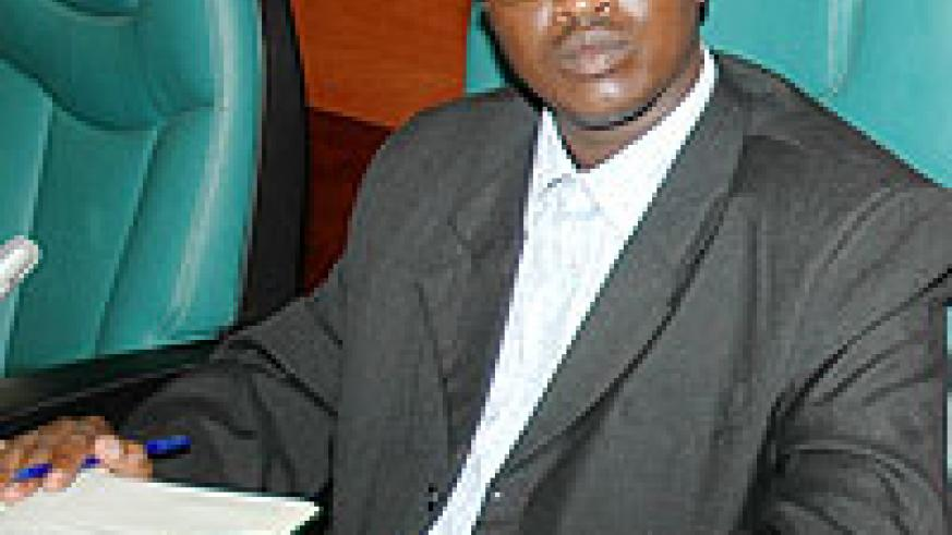 Director General of Communication and Outreach within the Parliament; Augustin Habimana