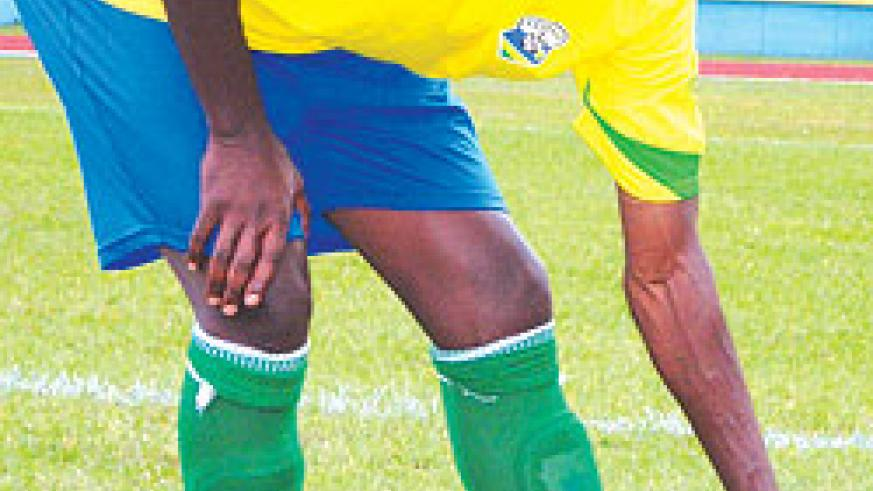 OVERLOOKED: Karekezi is one of those pros who have been overlooked for the Ivory Coast qualifier. (File Photo)