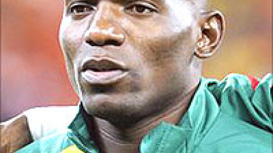Geremi played an important role for Cameroon at the World Cup
