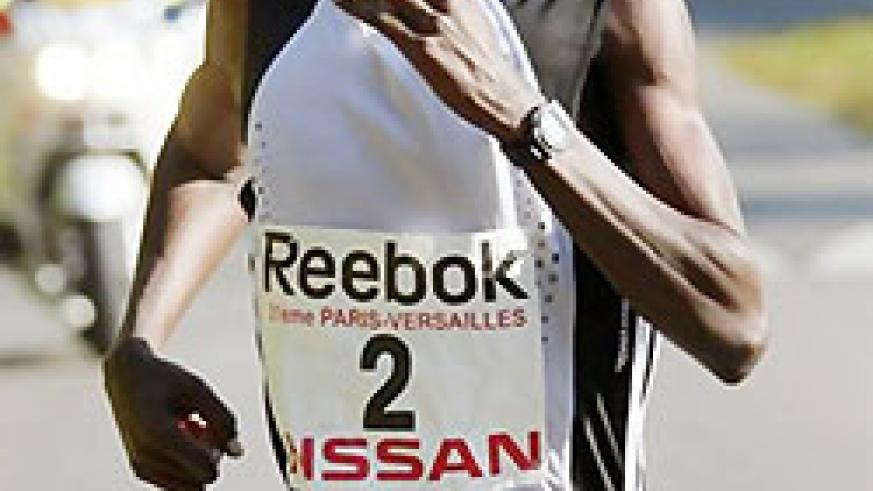 BACK IN THE SPOTLIGHT: After a six-month lay-off, Disi will be one of those Rwandans chasing for medals in Delhi
