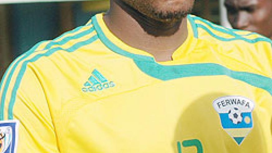 Saddou Boubakary will link up with the team in Abidjan. (File photo)