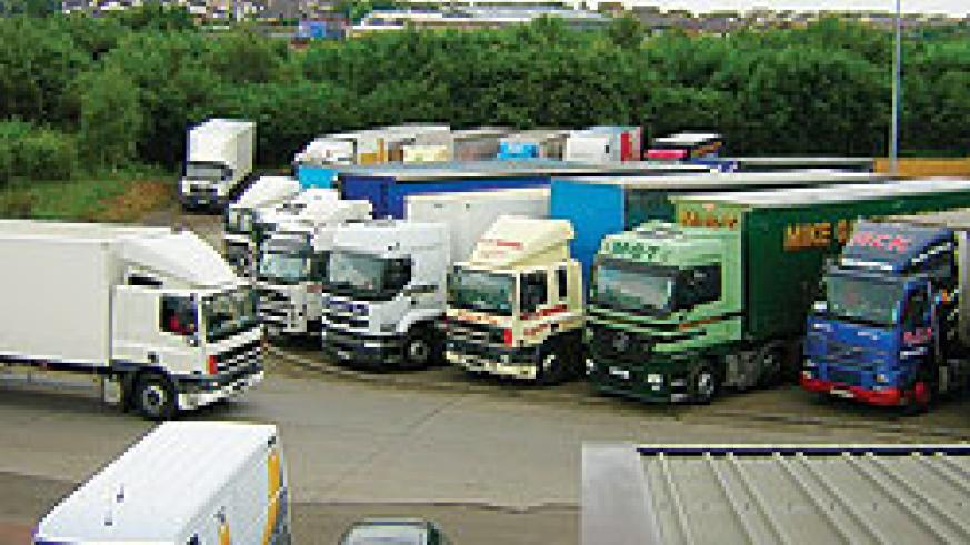 Truck park, Illicit trade could undermine the benefits of regional intergration.