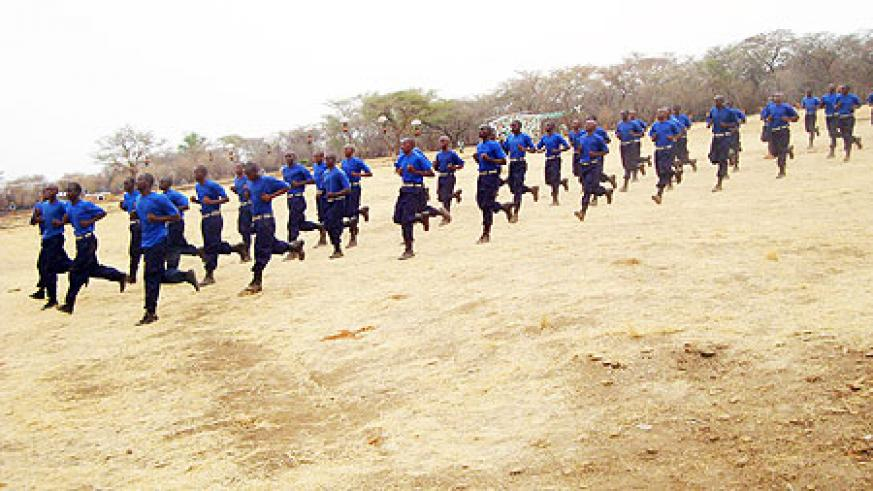 Over 200 officers completed a  training (Courtesy photo)