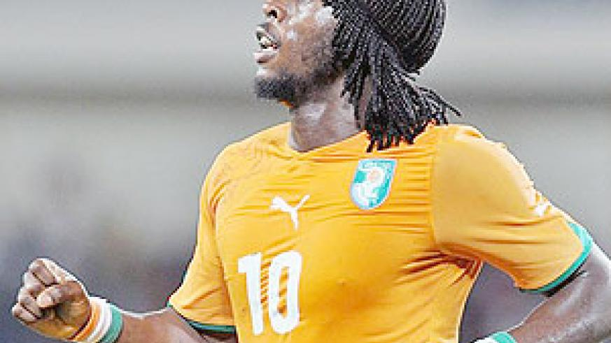 Gervinho is preaching caution ahead of Saturady's clash. (Net photo)