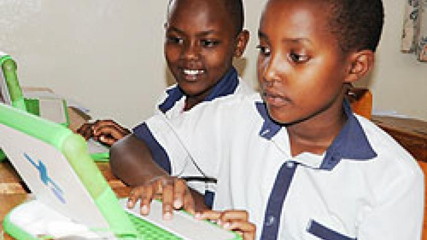 OLPC to distribute 65,000 laptops | The New Times | Rwanda
