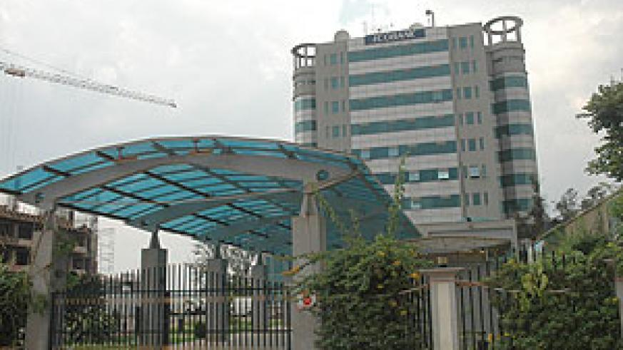 Fourteen former employees of ECOBANK have filled a case against the bank at the high court (File photo)