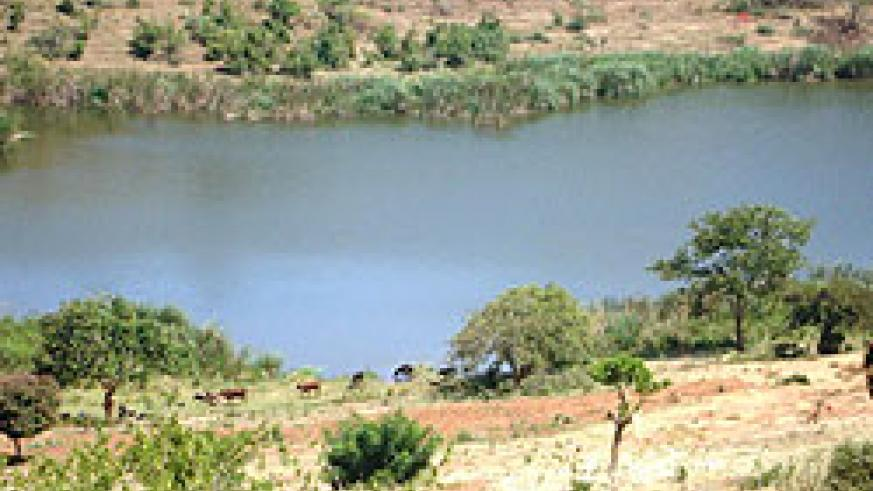 Muhazi, one of the lakes targeted for Tilapia farming. (Photo / S. Rwembeho)