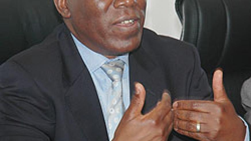 Foreign Affairs PS Eugene Munyakayanza