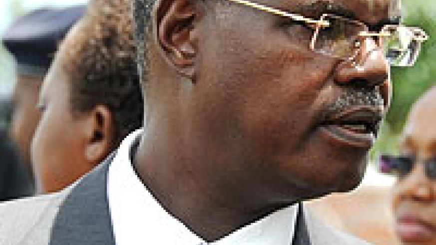 Theodore Simburudari (File photo)