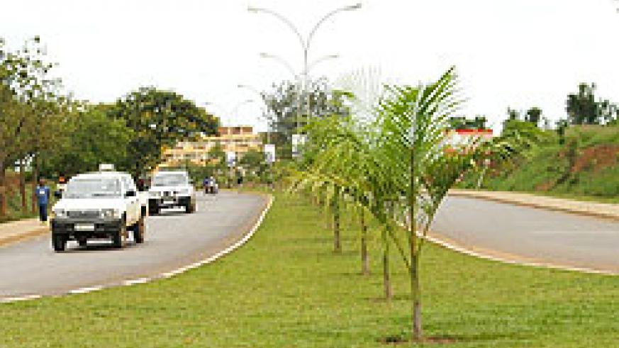 KCC has allocated Rwf 5bn to put street lights on several roads in the city stretching up to 64km (File photo)