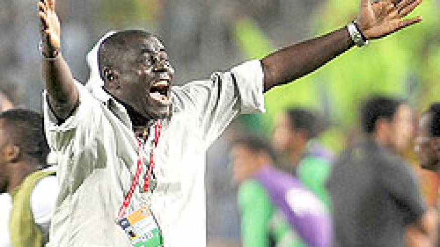 Tetteh believes Trinidad & Tobago will provide a good challeneg for the Amavubi Stars