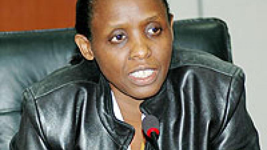 IN CHARGE; Dr. Agnes Kalibata (File photo)