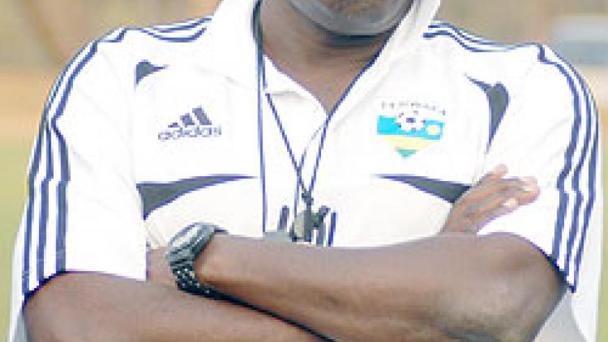Sellas Tetteh has already expressed his discomfort with professional players. (File photo)