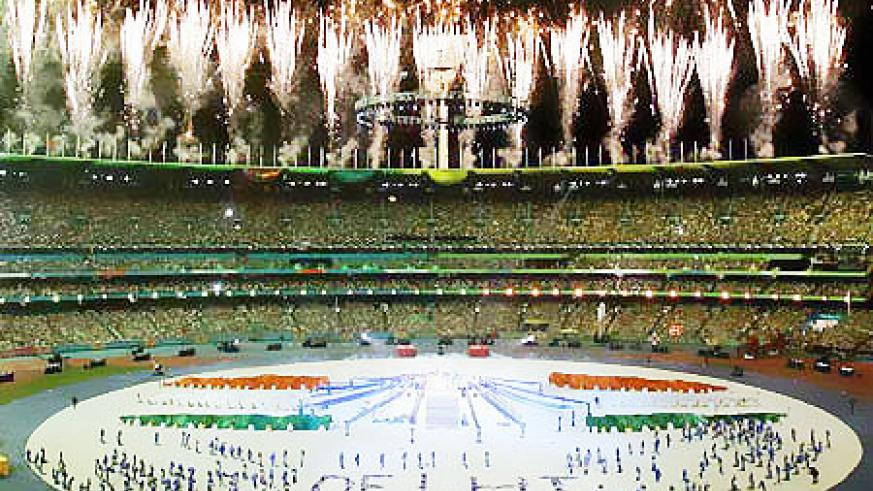 The Commonwealth Games are about to begin in New Delhi, India.