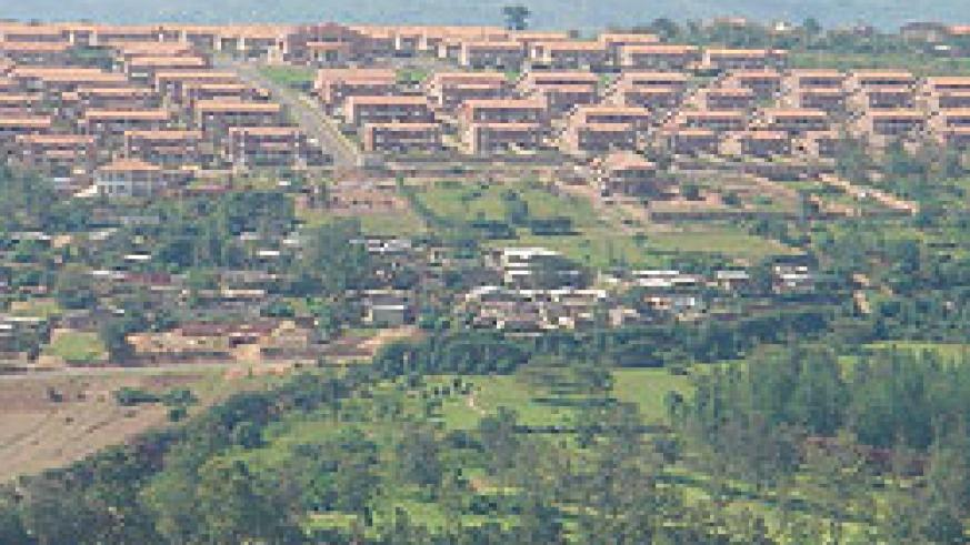 One of the estates owned by the Rwanda Social Security Fund (file photo)