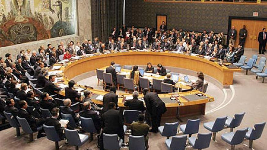 The UN Security Council and the entire UN system looked on as millions died in Rwanda.