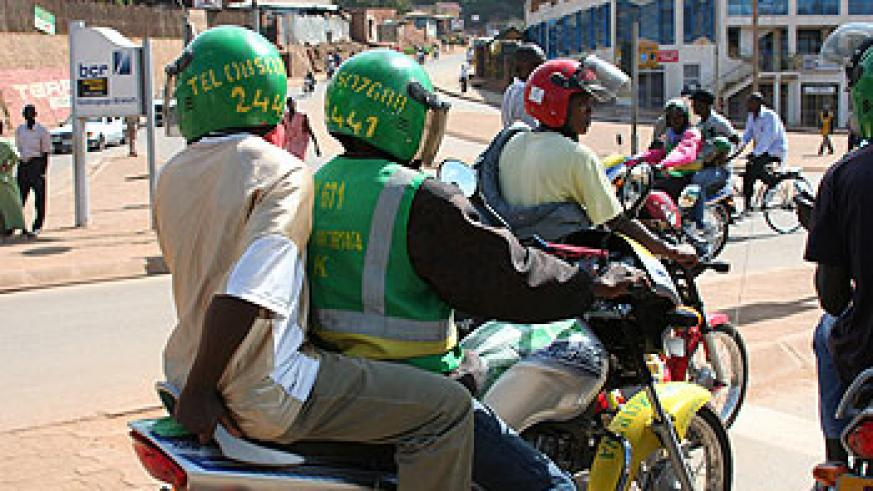 Moto-taxis must be well controlled