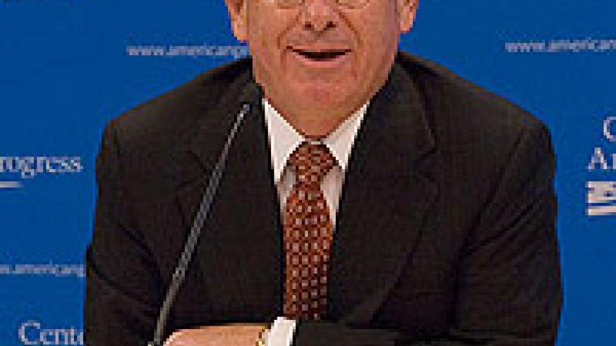 US Assistant Secretary Philip J. Crowley, lauded the arrest of Callixte Mbarushimana (Net Photo)