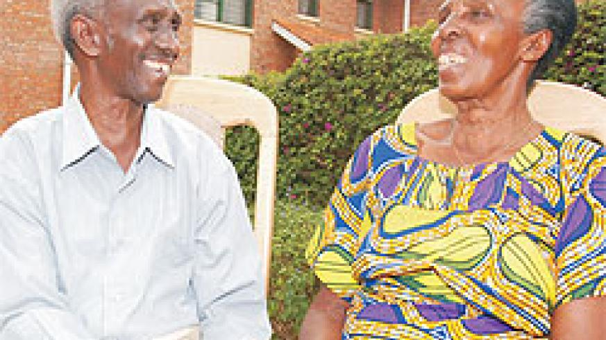 Retired Rwandans will be able to access health insurance.