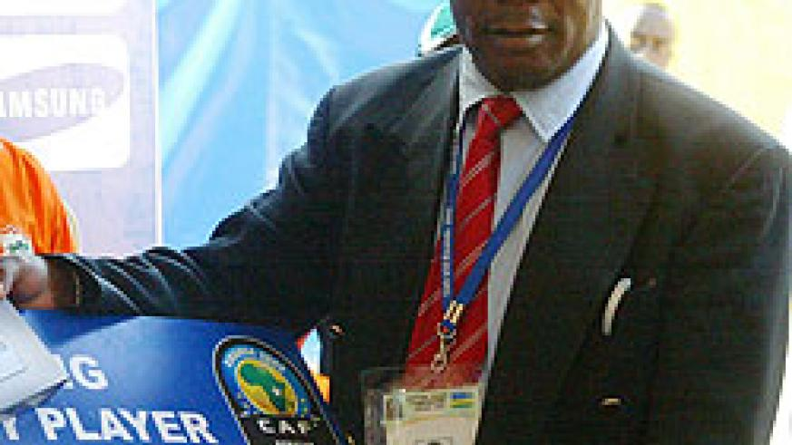 Cecafa Secretary General Nicholas Musonye is optimistic about Zambia's chances of playing in the tournament. (File Photo)