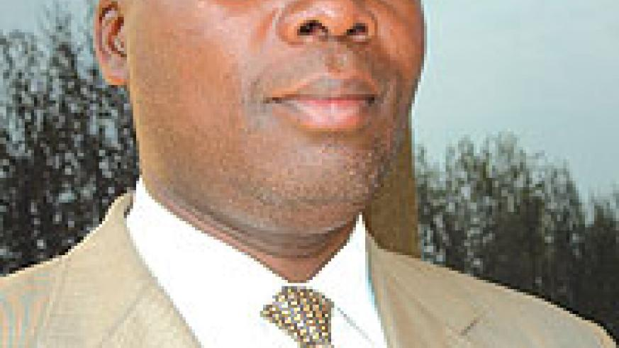 DIRECTED; Evariste Bizimana (File photo)