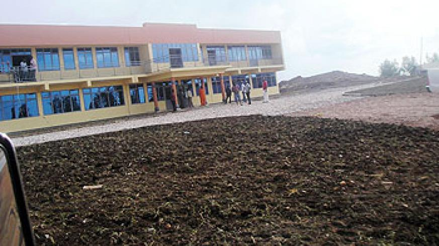 6-1 The new Kirehe administrative building (Photo; S. Rwembeho)