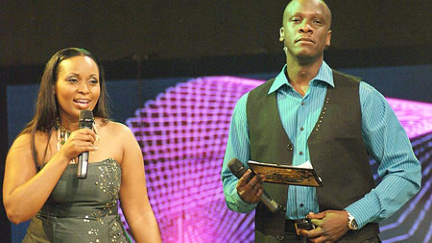 TPF 4 hosts Sheila and Dr. Mich.