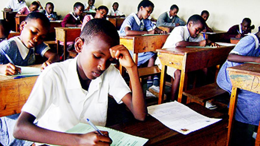 Clocks are an essential need if time is to be kept at examination centres. (File photo)