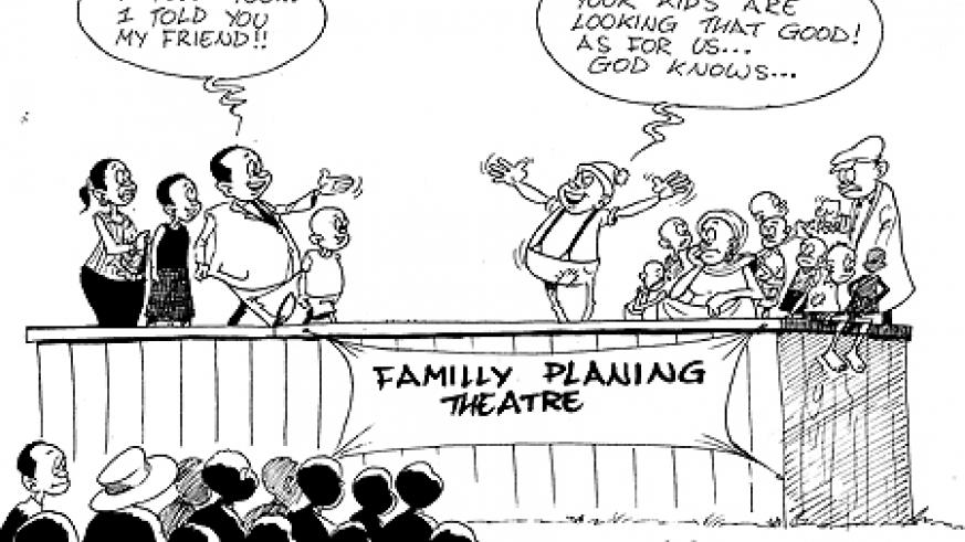 Pyrethrum farmers in Nyabihu, Musanze and Rubavu districts are set to begin using theatre to sensitise residents on various health issues, including family planning.