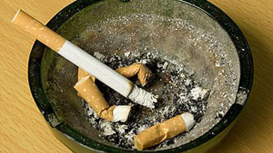 A study looking at the effect of radiotherapy on head and neck cancer found 82 per cent of non-smokers were disease-free after three years compared to 65 per cent of ex-smokers.