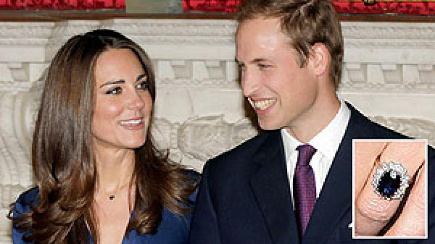 Kate and Prince William.