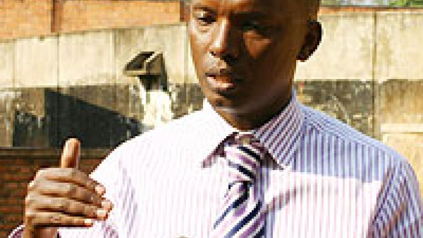 EXPLAINED; Yves Muyange (File photo)