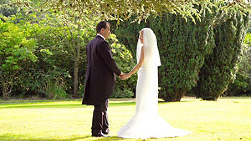 When a person marries, he or she, enters a permanent and new special relationship with another person (Photo.Internet)