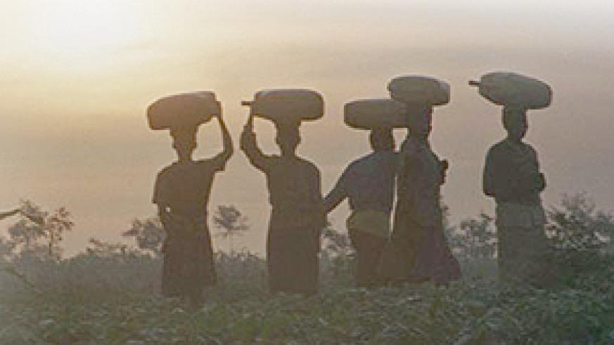 Breastfeeding doesn't come easy for rural mothers who have to toil in the fields.