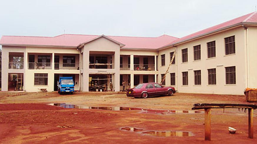 The new health centre built in Kabarore (Photo; S. Rwembeho)