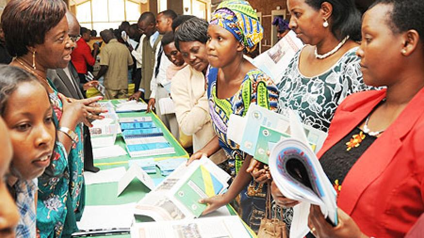 Electorate and members of Parliment during the first Open Day held on Friday last week (File Photo)