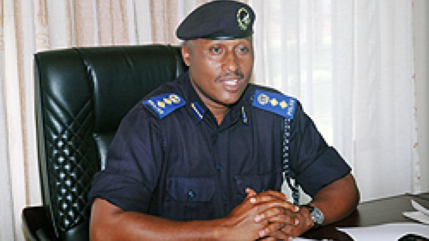 ACP Emmanuel Butera, Director of Operations in RNP (File Photo)