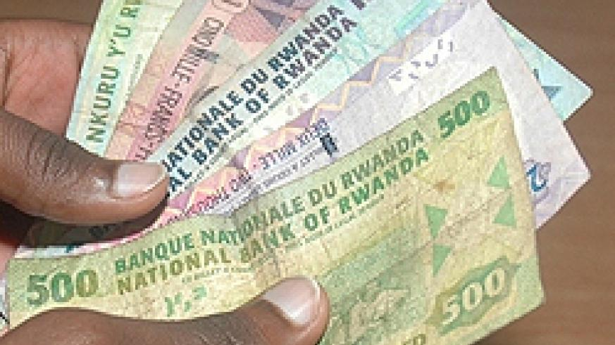 Rwanda has experienced low and stable inflation rates throughout the year (file photo)